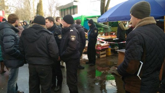 ВКиеве вновь стреляли, умер один человек